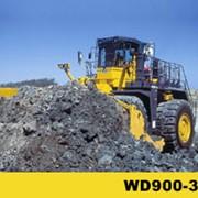 Колесный бульдозер WD900-3 фото