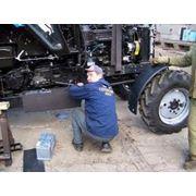Послегарантийное сервисное обслуживание тракторной техники фото