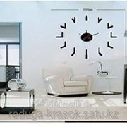 Часы-Стикеры Наклейки размер 55Х50 фото