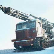 Установка буровая УБСР-25М (Drilling unit UBSR-25М) фото