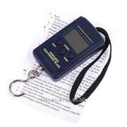 Портативный электронный безмен-кантер (0.20 - 40 кг.) фото