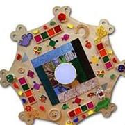Noname Тактильный диск с декоративными элементами арт. SWl20862 фото