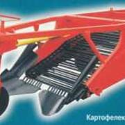 Картофелекопатель элеваторный полунавеской КЭП-1,4 фото