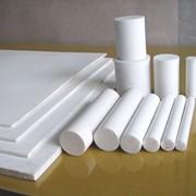 Продажа фторопласта (тефлон ) стержень, лист, втулка. фото