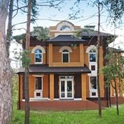 """Дома дизайнерские 330 кв.м под отделку на 18 сот. в коттеджном городке """"Green Wood club"""" фото"""
