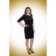 Платье черное фото