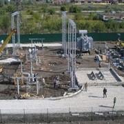 Монтаж силовых трансформаторных подстанций фото