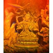 Голограмма художественная Будда фото