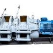 Лебедки скреперные серии 55ЛС2СМА и запасные части к ним. фото