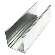 Профиль стоечный Металлист ПС-2 50х50х0,4 мм 4 м фото