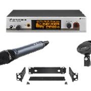 Sennheiser EW 345 G3-A-X UHF (516-558 МГц) радиосистема серии evolution G3 300 фото