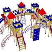Детская игровая площадка ИК-6.53 фото