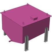 Емкость накопительная, V=10 куб.м фото