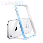 Бампер SGP Neo Hybrid Case EX Series for iPhone 4/4s blue(copy) фото