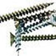 Саморез универсальный оцинкованный 5.0 мм, длина 90 мм. фото