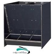 Кормовой автомат от 30 кг двухсторонний, на 60 гол фото