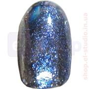 Зеркальная пудра Эффект Русалки mART №313 (голубой) фото