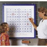 Noname От 1 до 100. Сотенный квадрат. Магнитный плакат арт. RN9674 фото