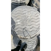 Люки чугунные тип Т ГОСТ 3634-99 вес 90 кг фото
