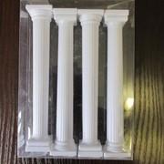 Колонны для торта, 4 шт, 18х3 см фото