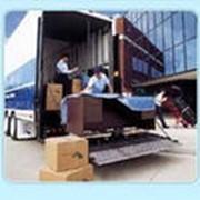 Услуги по доставке офисных грузов фото