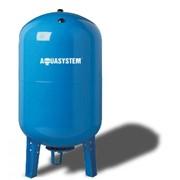 Гидроаккумулятор 100 л Аквасистем вертикальный фото