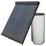 Солнечные водонагреватели FRG-150 фото