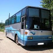 Перевозки пассажиров автобусами MERCEDES 303 фото