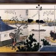 Картина Без названия, Кацусика, Хокусай фото
