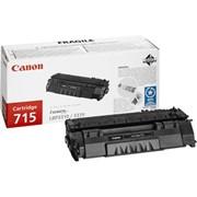 Заправка картриджа Canon Cartridge 715 фото