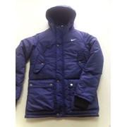 Зимняя куртка Nike фото