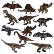 Игрики ZOO Фигурка «Динозавр» малая, 12 видов (TAV011) фото