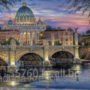 Картина по номерам Ватикан. Собор Святого Петра фото