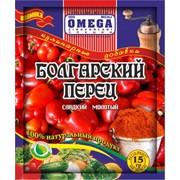 Сладкий молотый Болгарский перец фото