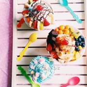 Топпинги-поливки для мороженого и десертов фото