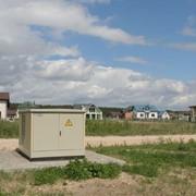 Комплектные трансформаторные подстанции в бетонном корпусе фото