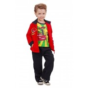 Комплект для мальчика Тачки Disney 43SET2 фото