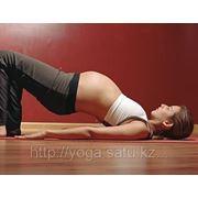 Йога для беременных фото