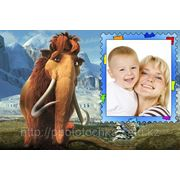 Печать Вашей фотографии в рамке в Караганде размером 10х15 см фото
