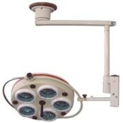 Светильник хирургический холодного света YD02-5, потолочный (5-рефлекторный) фото