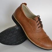 Кожаная обувь фото