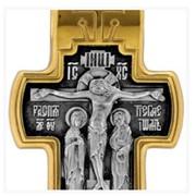 Кресты нательные, Распятие. Сретение Господне фото