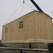 Щитовые домики, домики для дачи фото