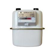 Счетчики газа объемные диафрагменные СГК-1,6; СГК-2,5; СГК-4 фото