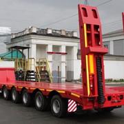 Полуприцепы грузовые фото