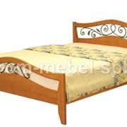 Кровать Алиса ковка фото