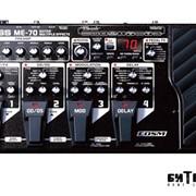 Гитарный процессор Boss ME70 фото