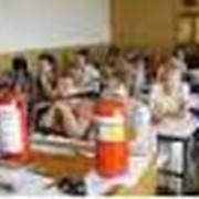Обучение пожарно-техническому минимуму в Актау фото