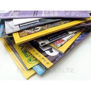 Глянцевые журналы и каталоги фото