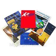 Изготовление брошюр и буклетов фото